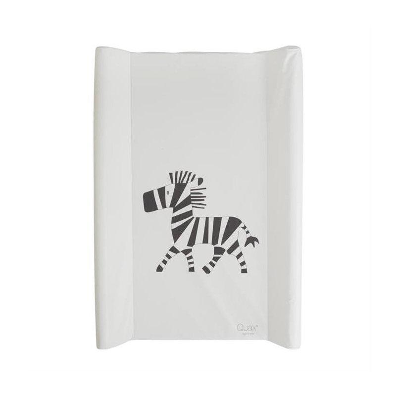 Qaux Salteluta de schimbat cu intaritura zebra din categoria Saltele si accesorii infasat de la Quax