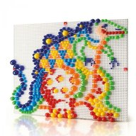 Quercetti - Joc creativ Fantacolor Modular 4, 600 piese