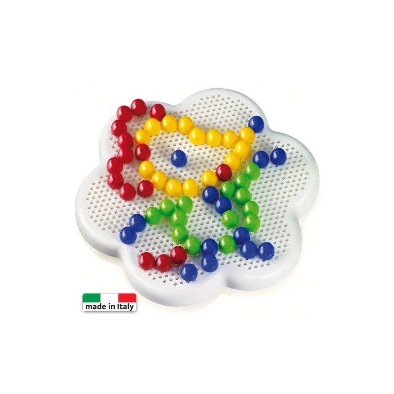 Quercetti Fantacolor Mini Daisy D15 din categoria Jucarii educative de la Quercetti