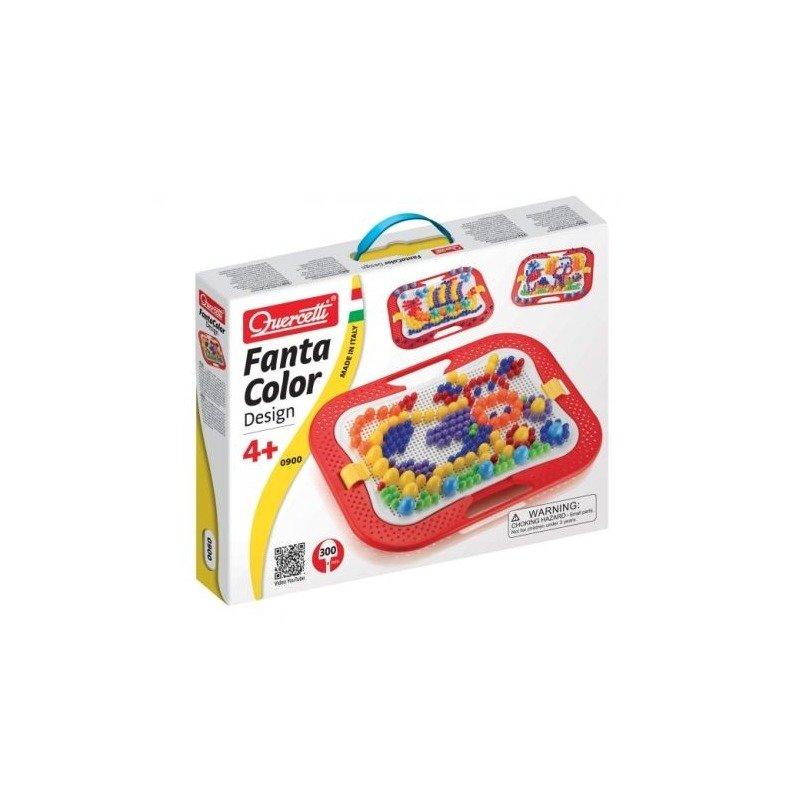 Quercetti Fantacolor portabil mix din categoria Jucarii educative de la Quercetti