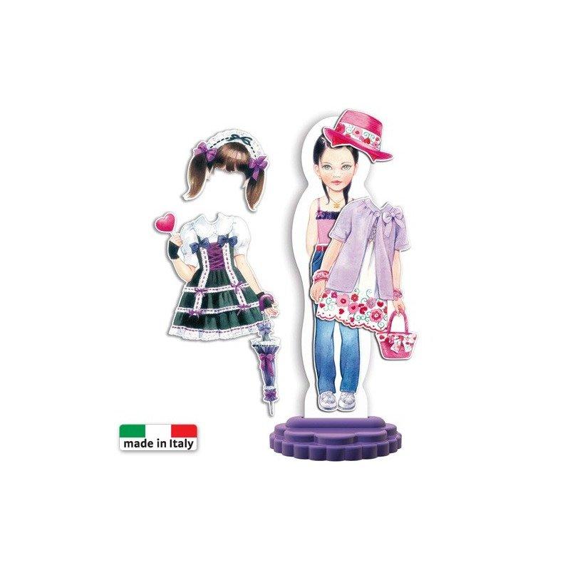 Quercetti Fashion Design Lisbeth din categoria Jucarii educative de la Quercetti