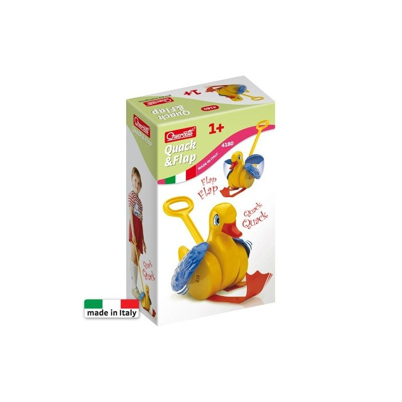 Quercetti Quack & Flap din categoria Jucarii educative de la Quercetti