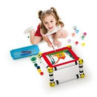 Quercetti - Set constructie tubular pentru copii transformabil