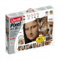 Quercetti - Set creativ pentru copii Pixel Photo Art 16