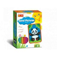 Ranok - Joc pentru copii pictura in nisip panda