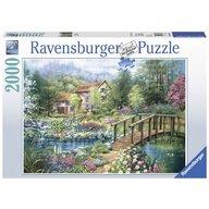 Ravensburger - Puzzle Nuante de vara, 2000 piese
