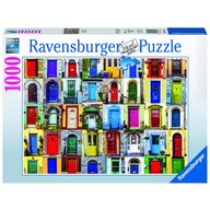 Ravensburger - Puzzle Usile lumii, 1000 piese