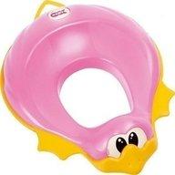 Ok Baby - Reductor toaleta Ducka, Roz inchis