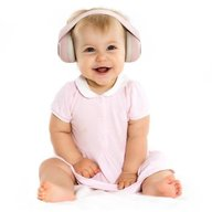Reer - Casti antifonice SilentGuard Baby Girl