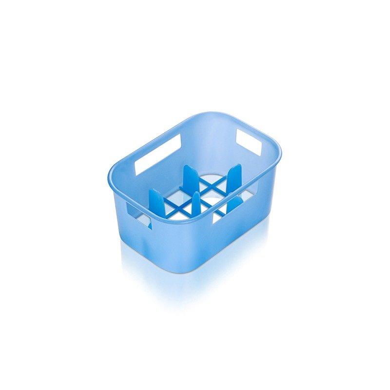 Suport biberoane albastru Reer 256.11 din categoria Accesorii de la REER