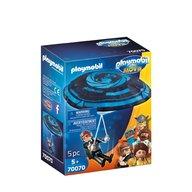 Playmobil - Rex Dasher cu parasuta