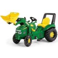 Rolly Toys Tractor cu pedale pentru copii 046638 Verde