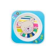 Rotho-Baby Design - Farfurie plata CoolFriends Aquamarine 6L+