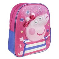 Cerda - Rucsac copii Premium 3D, 25x31x10 cm Peppa Pig