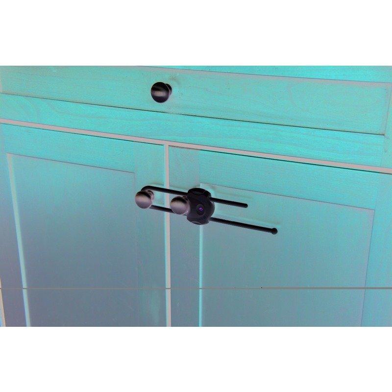 Safety 1st Siguranta culisanta pentru blocare/deschidere usa din categoria Sisteme de protectie de la Safety 1st