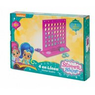 Saica - Joc de societate 4 In linie Shimmer and Shine