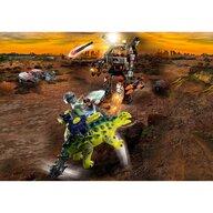 Playmobil - Set de constructie Saichania - Invazia robotilor , Dino Rise
