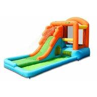 Happy Hop - Spatiu de joaca gonflabil Castel cu apa
