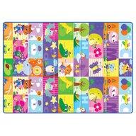 Sobble - Covoras de joaca Funny World Pliabila, Eco-friendly, 200x140 cm, Multicolor