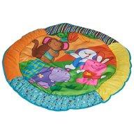 Kidscare - Salteluta de joaca rotunda animalutele vesele