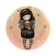 Santoro Gorjuss - Cutie metalica de depozitare Bee Loved