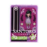 Santoro Gorjuss - Set mini radiere Fiesta You Brought Me Love