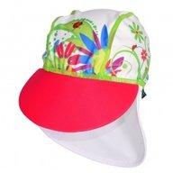 Sapca Flowers 2-4 ani protectie UV Swimpy