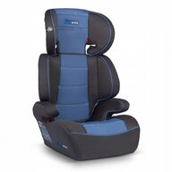 Ricokids - Scaun auto Sandro Spatar reglabil, Spatar detasabil, Protectie laterala, 15-36 Kg, Albastru