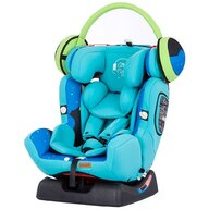 Chipolino - Scaun auto 4 Max Spatar reglabil, Protectie laterala, 0-36 Kg, Albastru