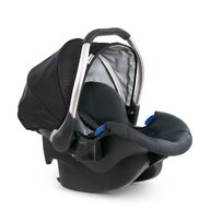 Hauck - Scaun auto Comfort fix, Black, Grey