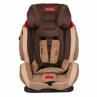 Coletto - Scaun auto Corto Spatar reglabil, Protectie laterala, 9-36 Kg, Bej