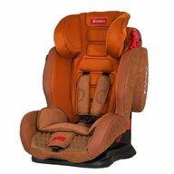 Coletto - Scaun auto Corto Spatar reglabil, Protectie laterala, 9-36 Kg, Portocaliu