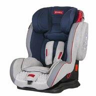 Coletto - Scaun auto Corto Spatar reglabil, Protectie laterala, 9-36 Kg, Albastru