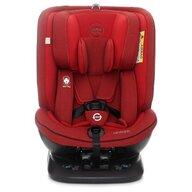 Coto Baby - Scaun auto Baby Hevelius 360 Melange Spatar reglabil, Protectie laterala, Rotire 360 grade, 0-36 Kg, cu Isofix, Rosu