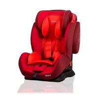 Coto Baby - Scaun auto Salsa Q Spatar reglabil, Protectie laterala, 9-36 Kg, Rosu