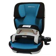 Coto Baby - Scaun auto Salvo Spatar reglabil, Protectie laterala, 9-36 Kg, cu Isofix, Turcoaz