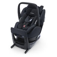 Recaro - Scaun auto Salia Elite Prime Mat Spatar reglabil, Protectie laterala, Rotire 360 grade, 0-18 Kg, Negru