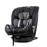Coletto - Scaun auto Impero cu Isofix si Top Tether 9-36 Kg, Black