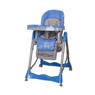 Coto Baby - Scaun de masa Reglabil Mambo Spatar reglabil, Albastru