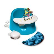Prince Lionheart - Scaun de masa Booster 2 in 1 Flex Plus Berry Blue
