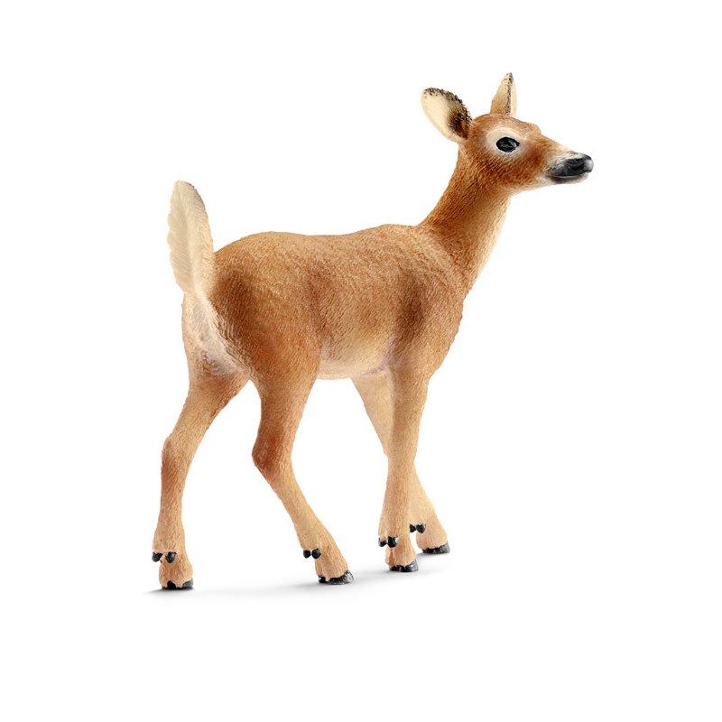 Schleich Figurina Animal Caprioara De Virginia din categoria Figurine copii de la Schleich