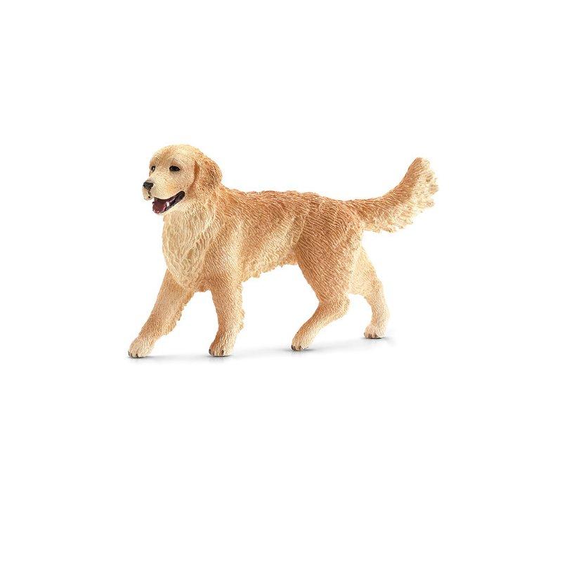Schleich Figurina Animal Golden Retriever Femela din categoria Figurine copii de la Schleich