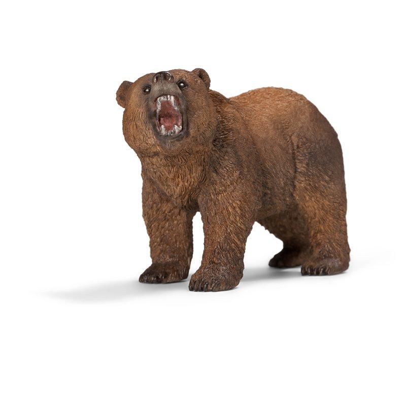 Schleich Figurina Animal Urs Grizzly din categoria Figurine copii de la Schleich