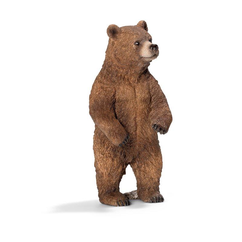 Schleich Figurina Animal Urs Grizzly Femela din categoria Figurine copii de la Schleich