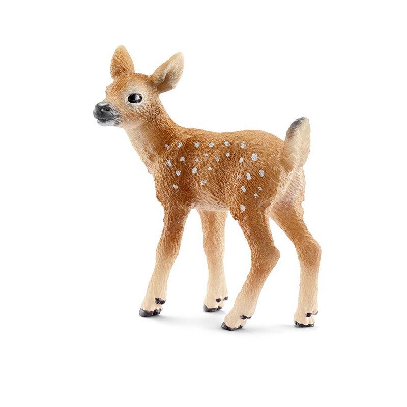 Schleich Figurina Animale Pui De Cerb De Virginia