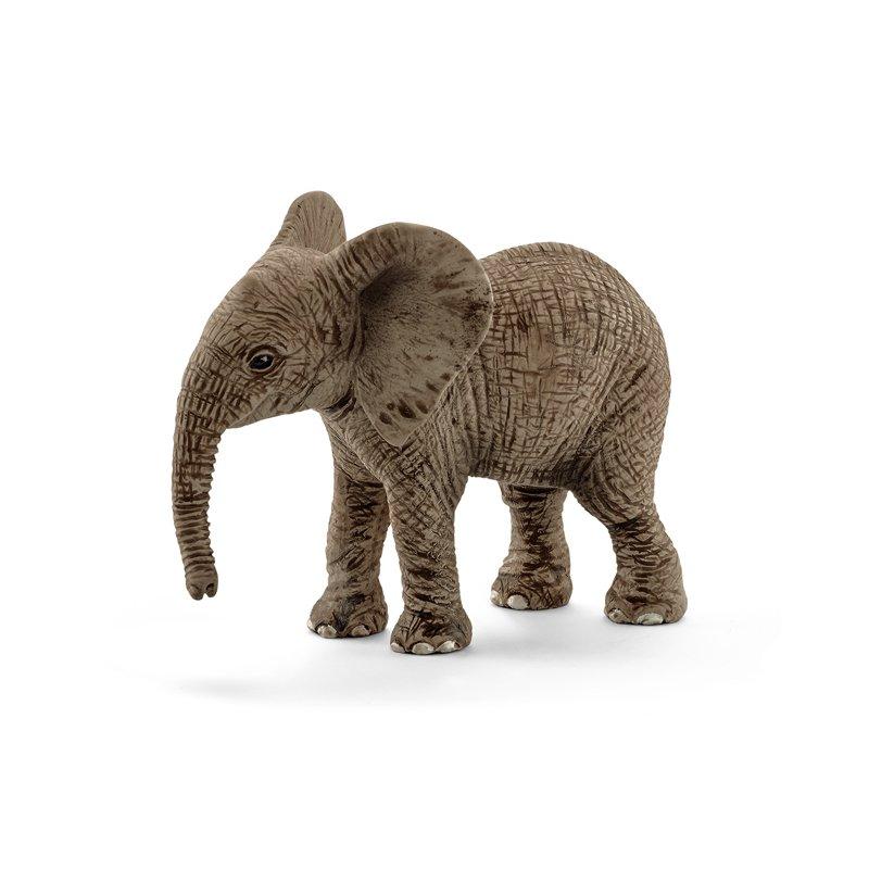 Schleich Figurina Elefant African Pui
