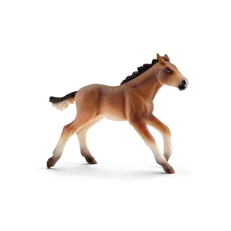 Schleich Figurina Manz Mustang din categoria Figurine copii de la Schleich