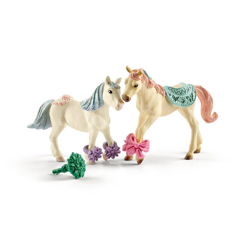 Schleich Figurine Companion Star Cu Hrana Pentru Animale din categoria Figurine copii de la Schleich