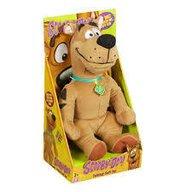 Scooby Doo - Jucarie de plus Scooby vorbaret, 35 cm