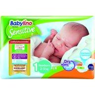 Babylino - Scutece Sensitive N1 2-5kg/28 buc